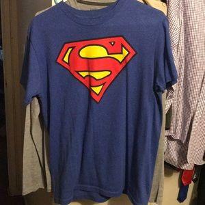 DC Superman tshirt